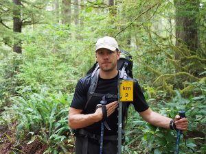 Elf - Almost Done the West Coast Trail 2015