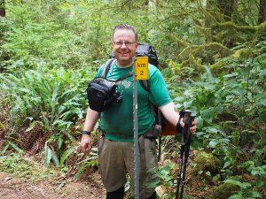 Dwarf - Almost Done the West Coast Trail 2015