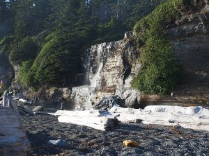 Tsusiat Falls - West Coast Trail 2015