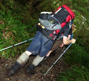 Muddy - West Coast Trail 2015