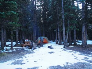 Tombstone Campground